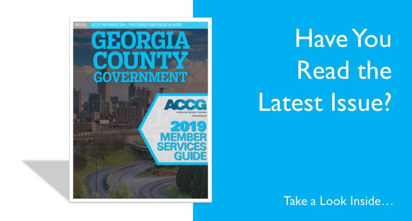 ACCG Advancing Georgia's Counties